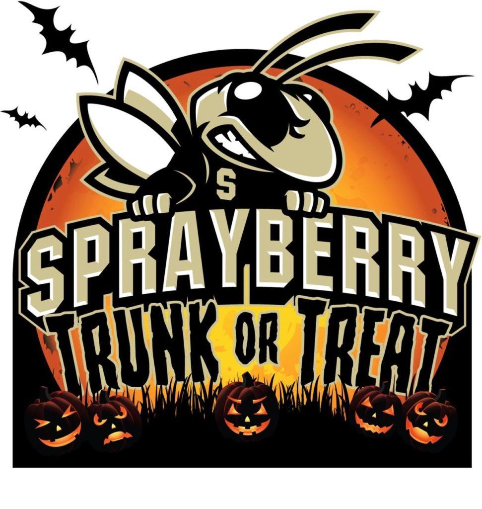 Sprayberry Trunk or Treat